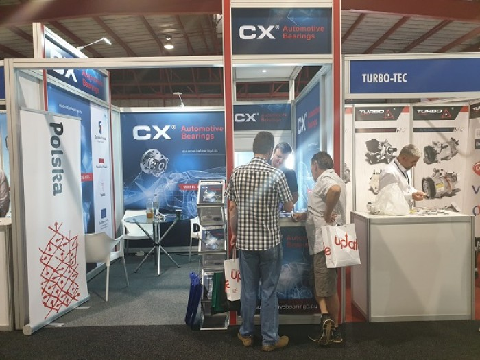 Automotive Bearings uczestnikiem targów Automechanika Johannesburg